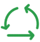 green efficiency icon