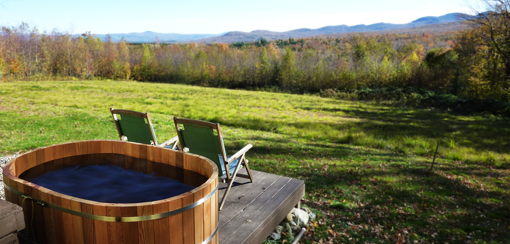 Home verdure outdoor living saunas and hot tubs for Home hot tubs