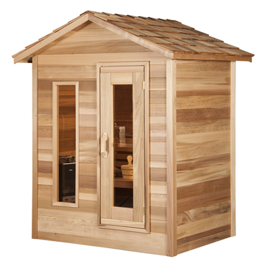 Outdoor Cabin Saunas